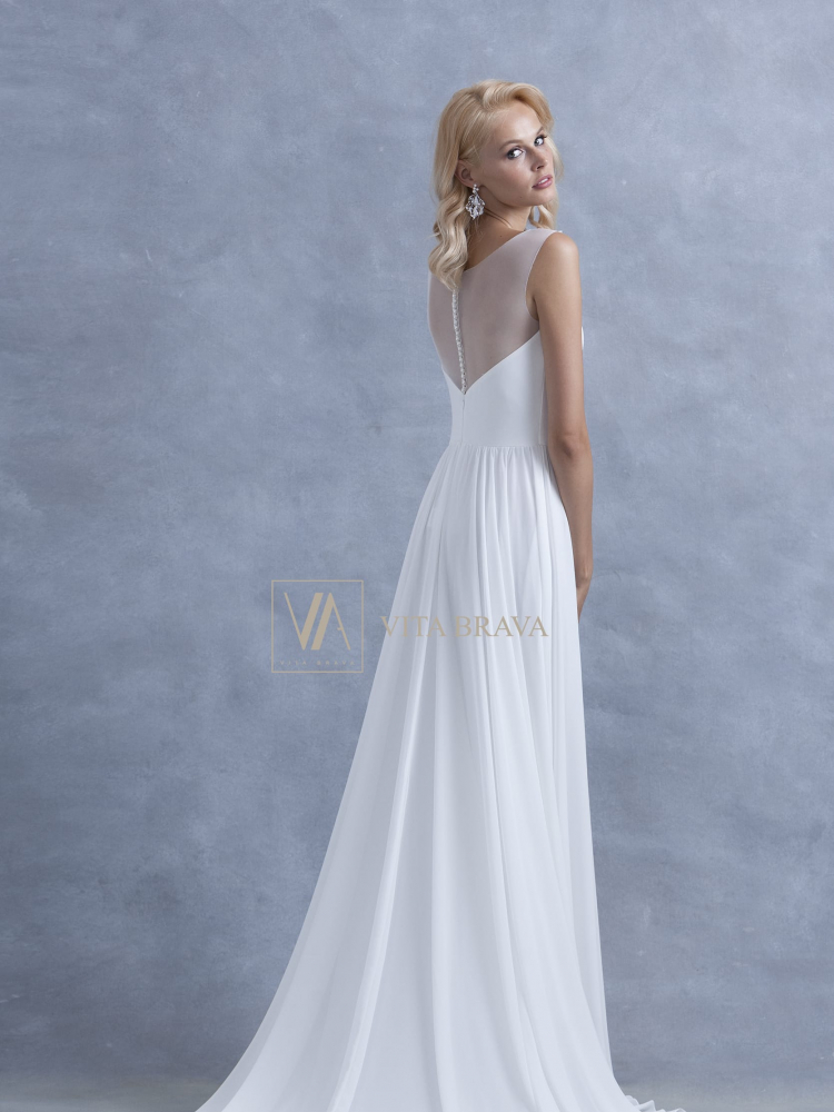 Свадебное платье Vittoria1007 #1