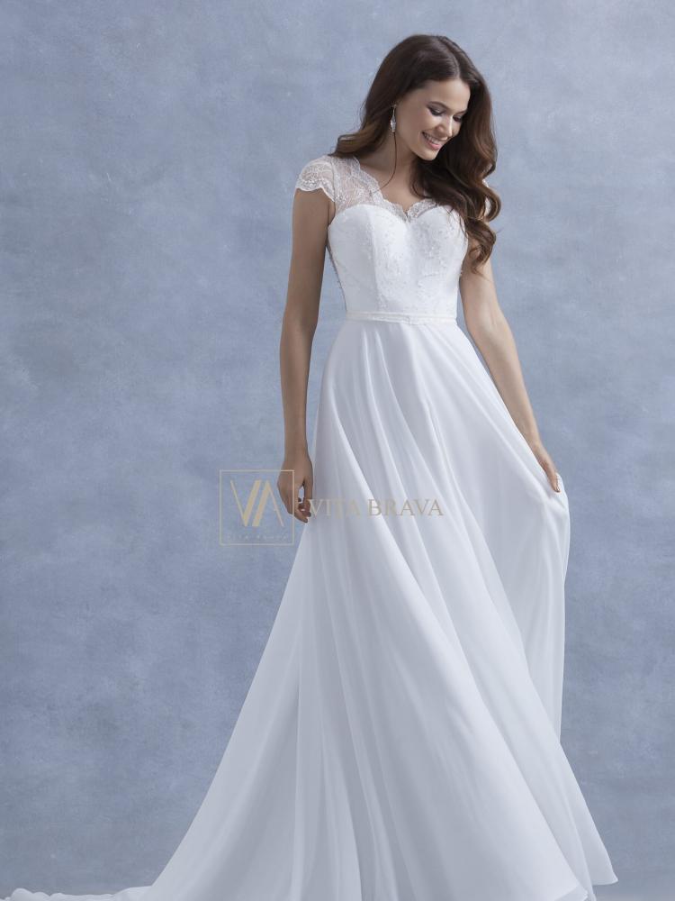 Свадебное платье Vittoria8001 #4