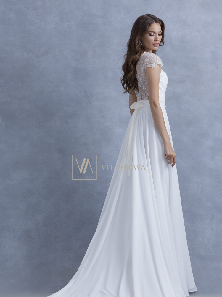 Свадебное платье Vittoria8001 #3