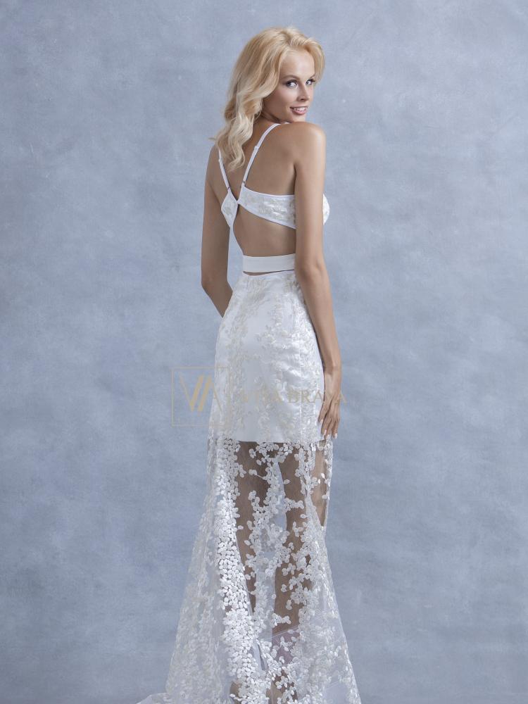 Свадебное платье Vittoria4438F #1