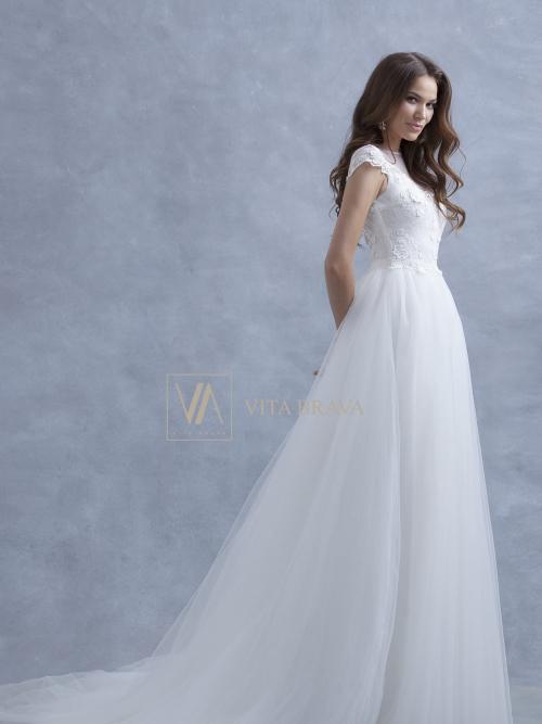 Свадебное платье Vittoria1001 #7