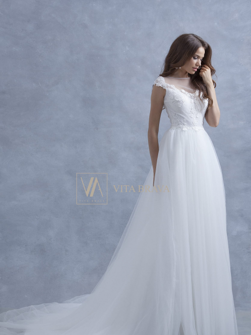 Свадебное платье Vittoria1001 #2