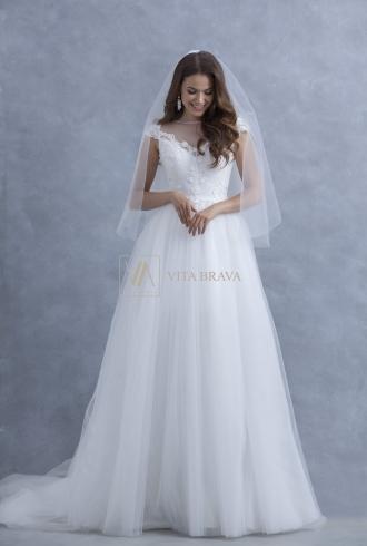 Свадебное платье Vittoria1001