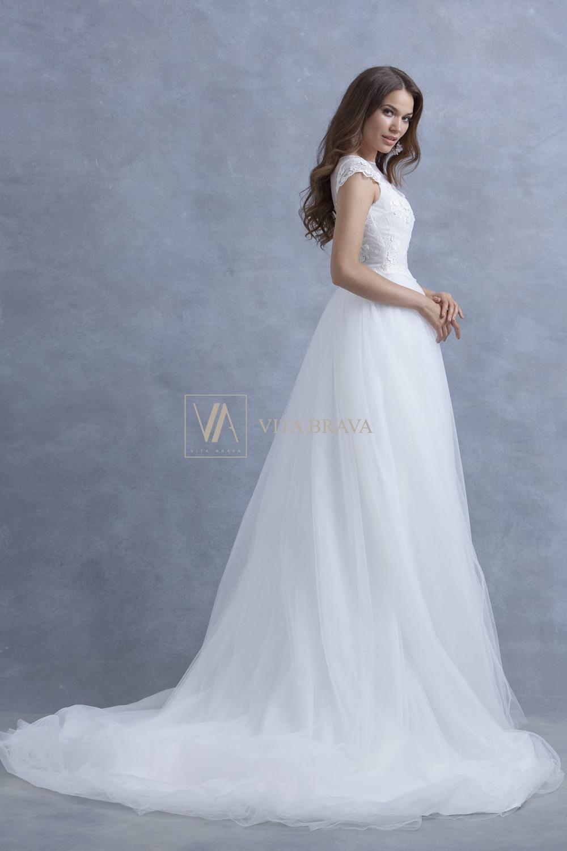 Свадебное платье Vittoria1001 #4
