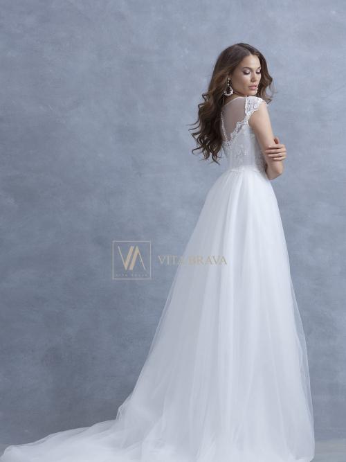 Свадебное платье Vittoria1001 #5