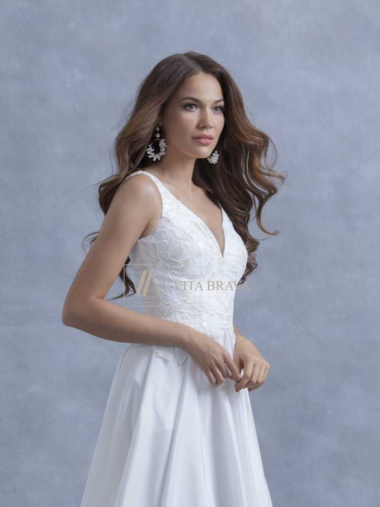 Свадебное платье Vittoria4251 #3
