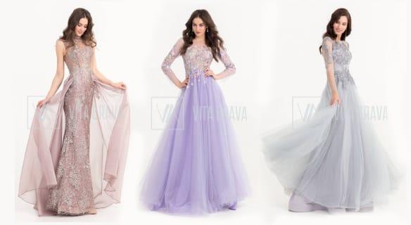 Тенденции выпускных платьев 2019