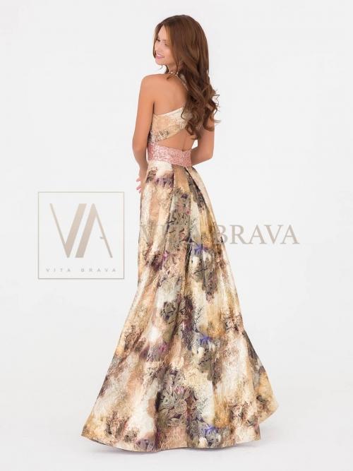 Вечернее платье МХ4189 #1