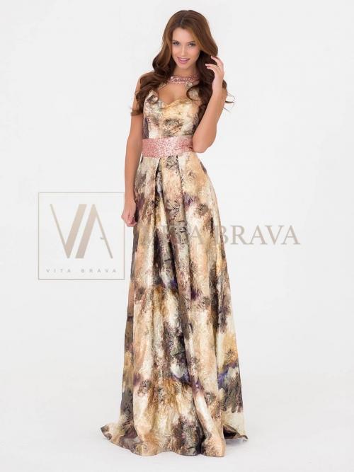 Вечернее платье МХ4189 #3