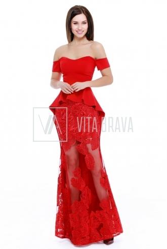 Вечернее платье Alba4640