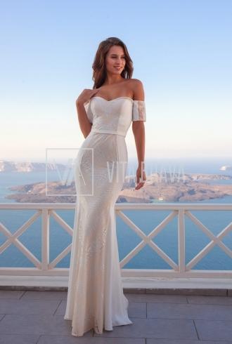 Вечернее платье Alba4797