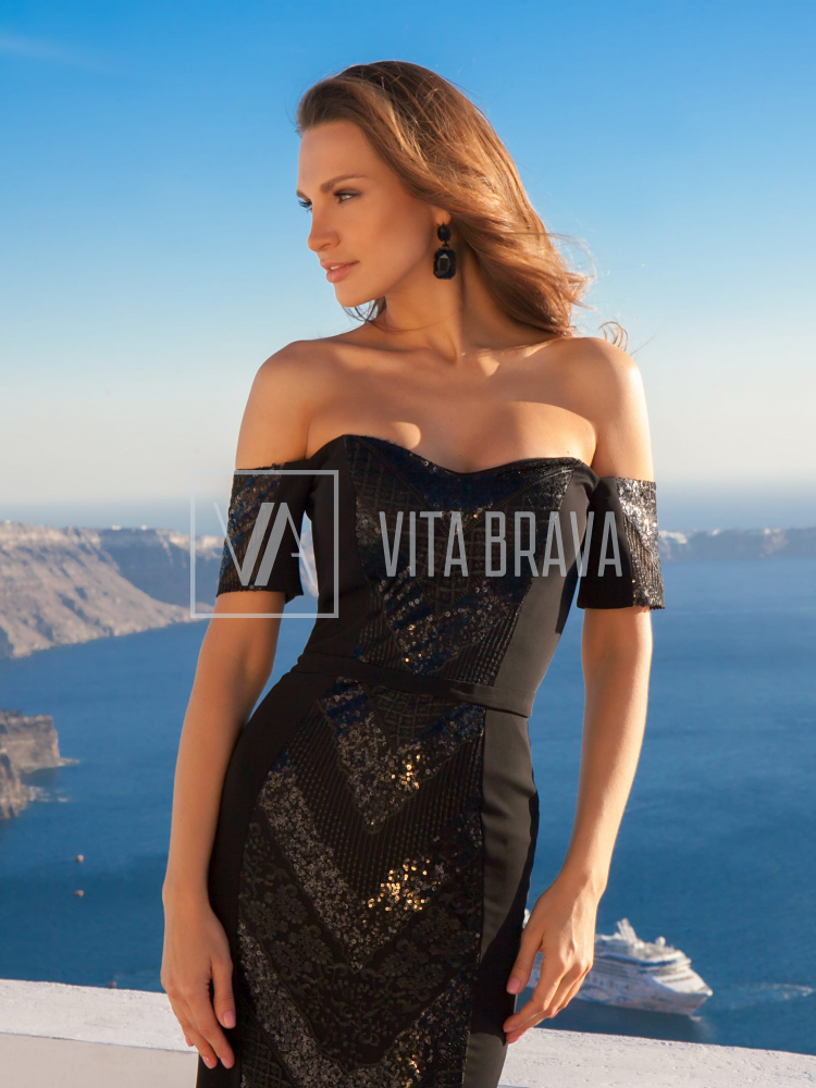 Вечернее платье Alba4797b #3