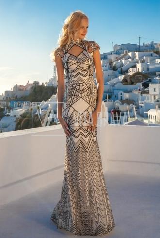 Вечернее платье Alba5132