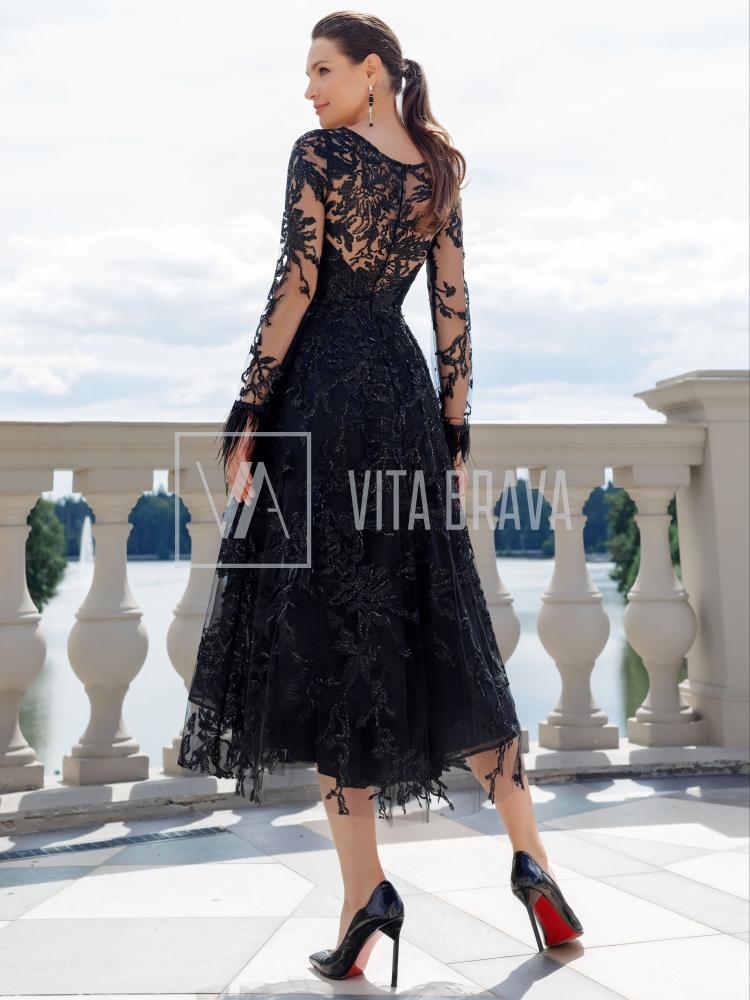 Вечернее платье Alba5546midiB #1