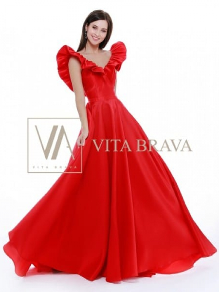 Вечернее платье Avrora170629a #3