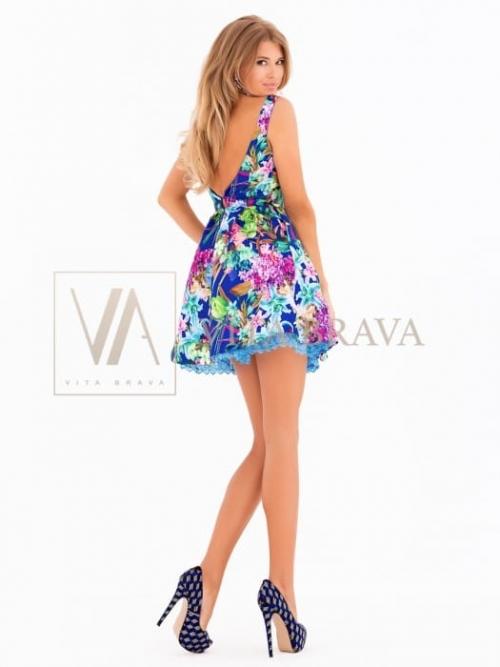 Вечернее платье JH1011 #3