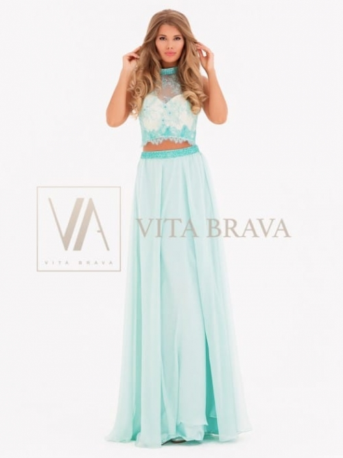 Вечернее платье JH1038 #1