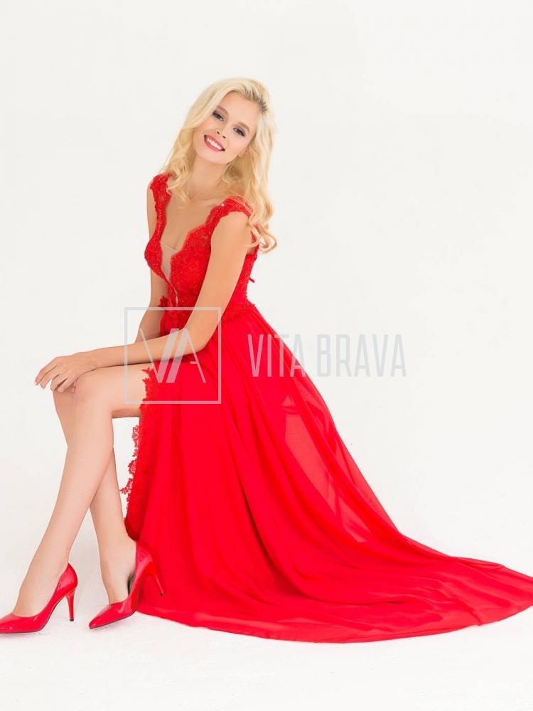 Вечернее платье JH1047 #4