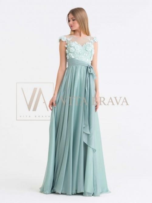 Вечернее платье L22661 #3