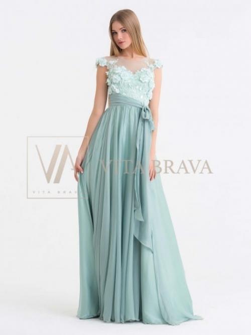 Вечернее платье L22661 #4