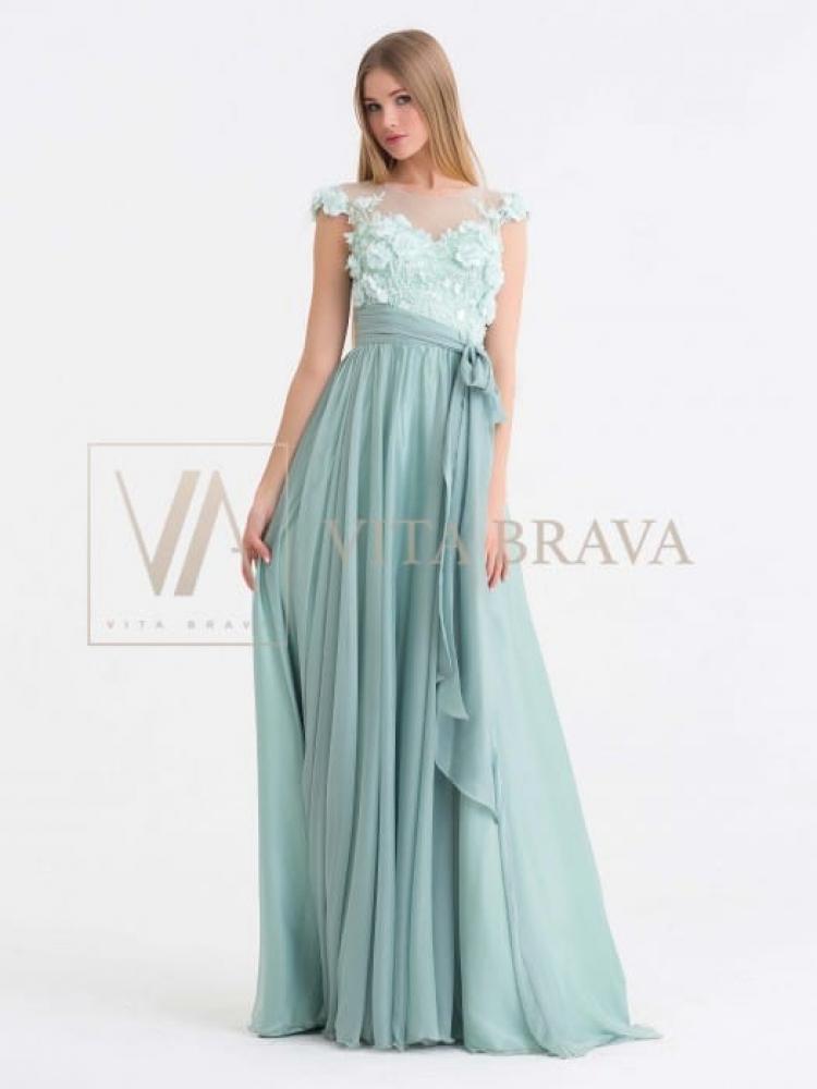 Свадебное платье L22661 #4
