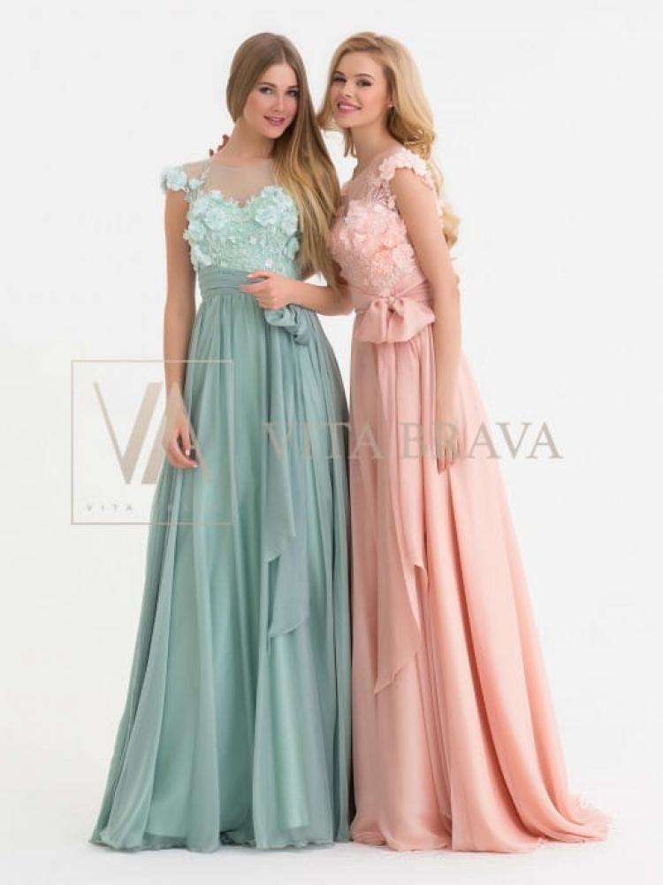 Свадебное платье L22661 #1