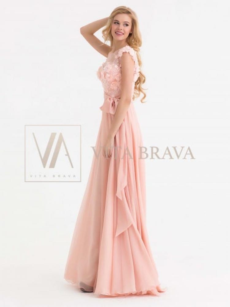 Свадебное платье L22661 #7