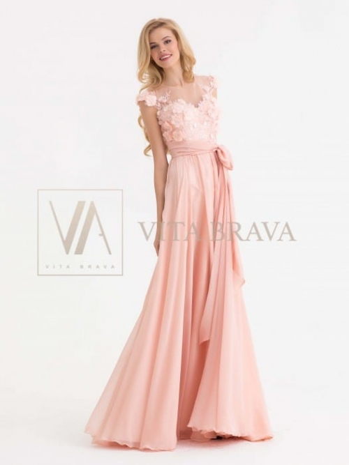 Вечернее платье L22661 #7