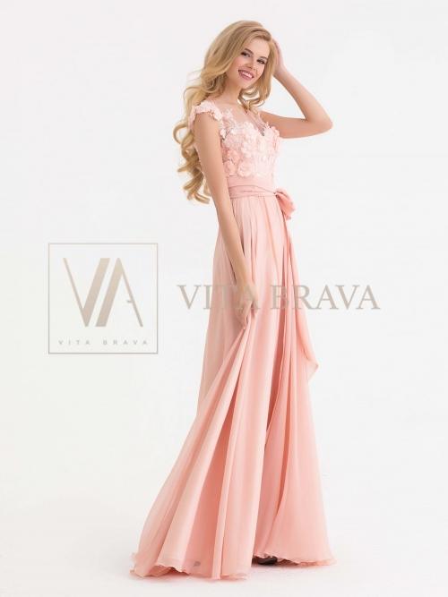 Вечернее платье L22661 #9