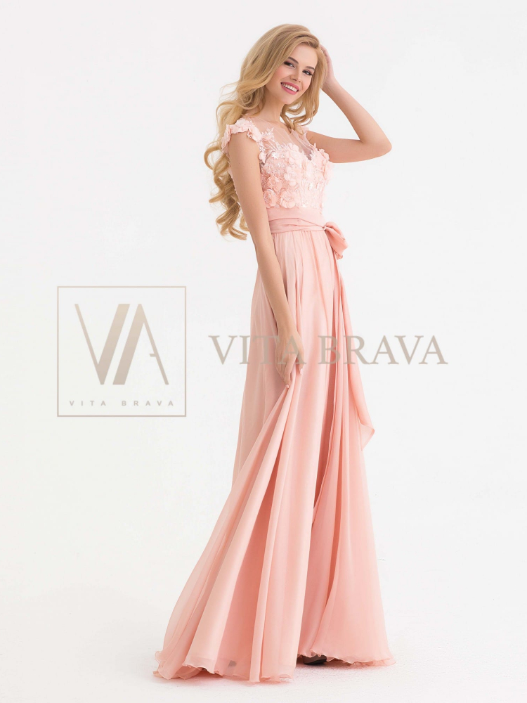 Свадебное платье L22661 #8