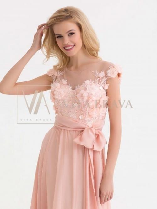 Вечернее платье L22661 #5