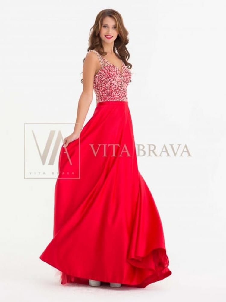 Вечернее платье L22668 #7
