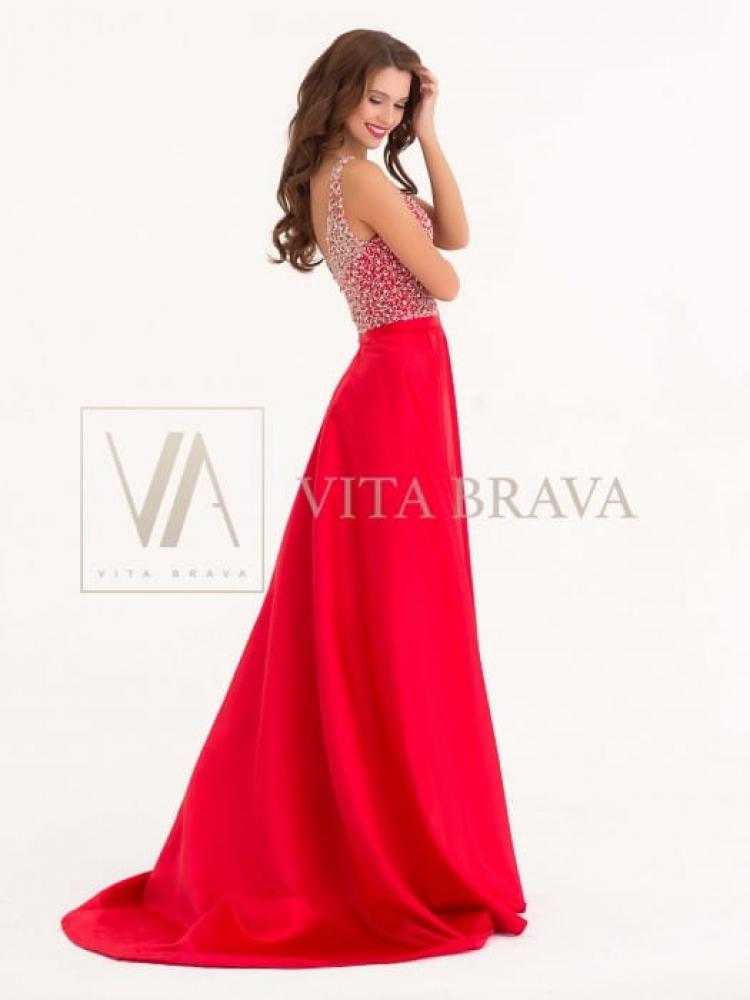Вечернее платье L22668 #2
