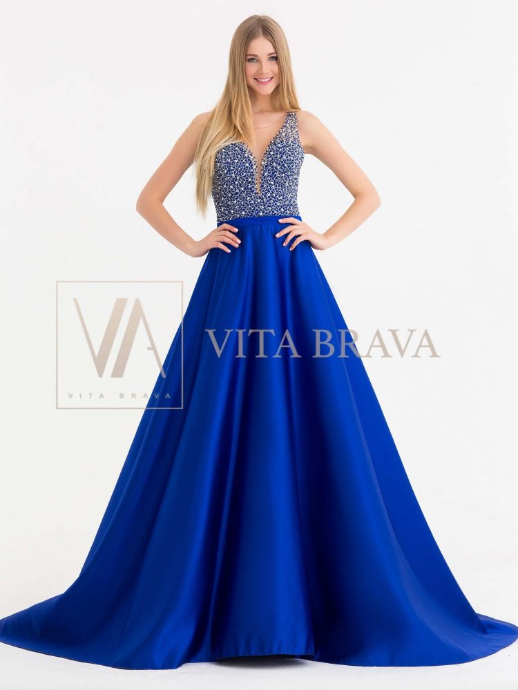 Вечернее платье L22668 #4