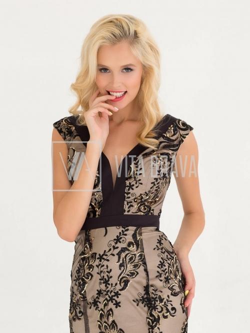 Вечернее платье MT062 #1
