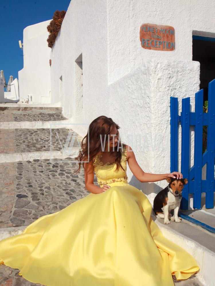 Вечернее платье MT170512 #7