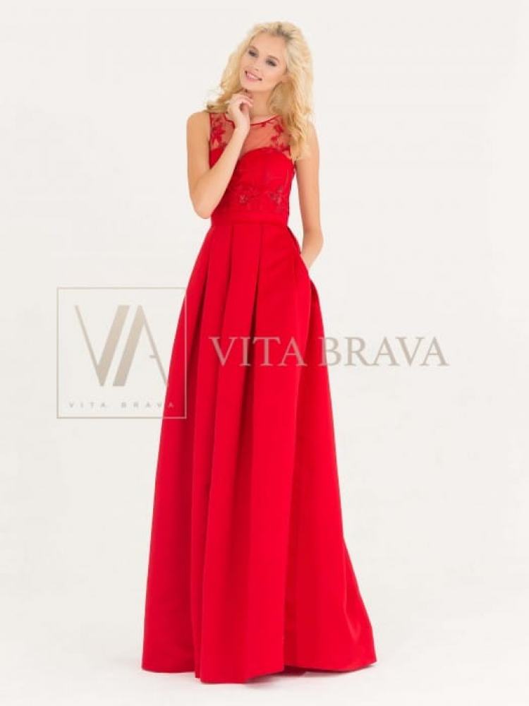 Вечернее платье MT218 #6