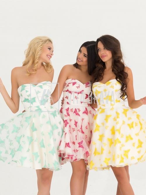 Вечернее платье MT268F #4