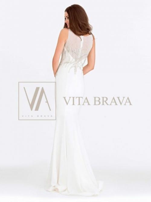 Свадебное платье MX3744F #3