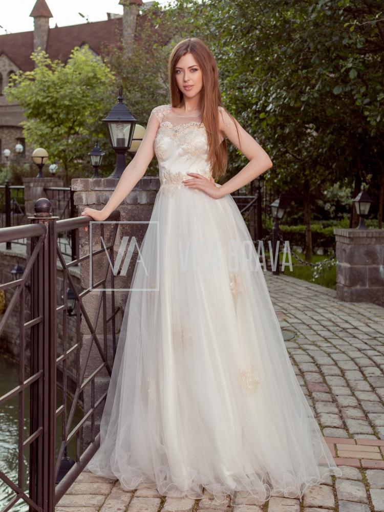 Свадебное платье MX3790B #1