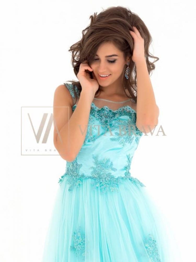 Вечернее платье MX3790F #2