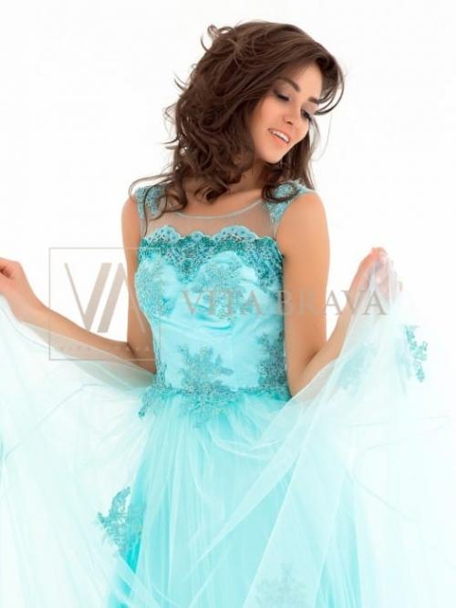 Вечернее платье MX3790F #3