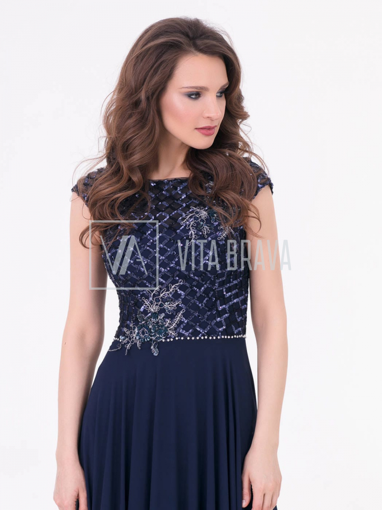 Вечернее платье MX4141F #4