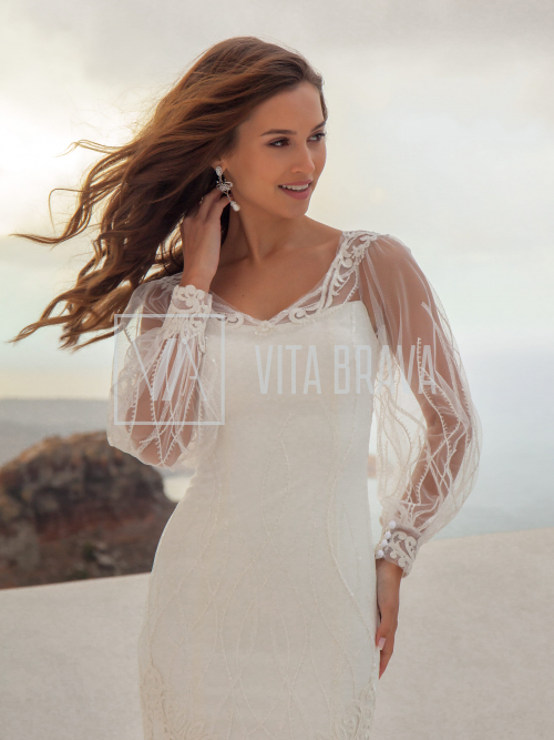 Свадебное платье Vita123 #4