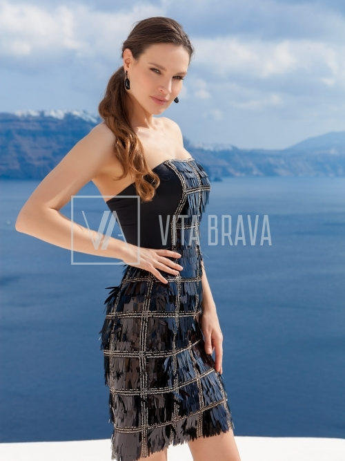 Вечернее платье Vita173A #4