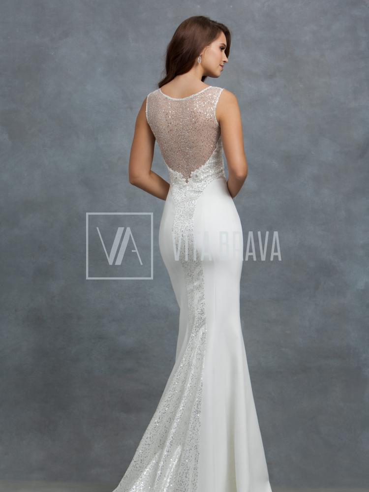 Свадебное платье Vittoria3814 #1