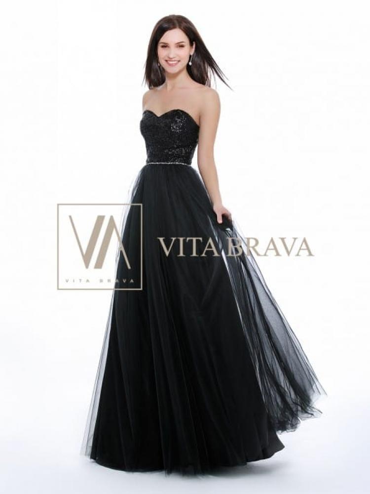 Вечернее платье Vittoria4222F #4