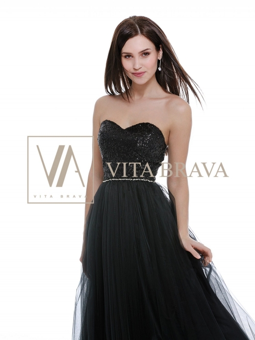 Вечернее платье Vittoria4222F #2