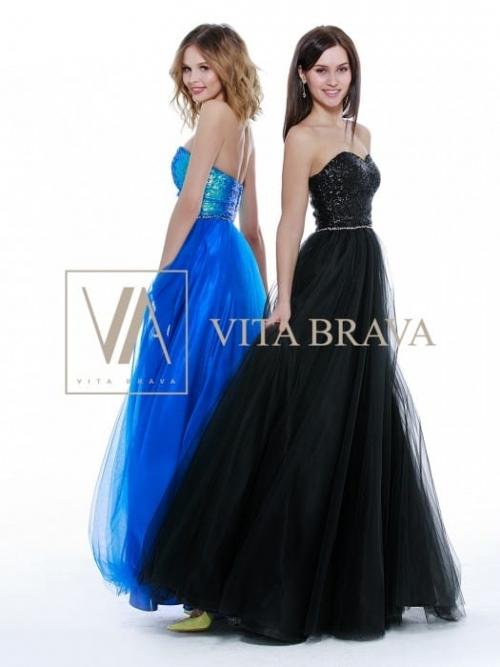 Вечернее платье Vittoria4222F #3