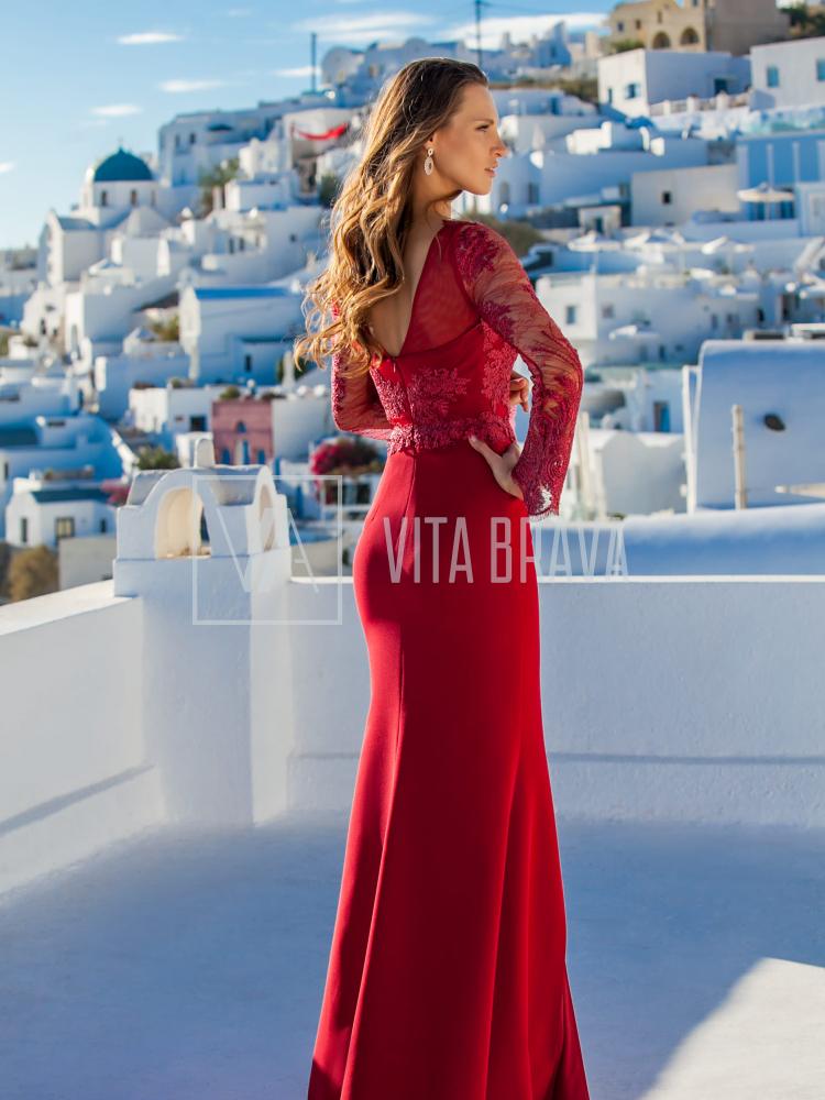 Вечернее платье Vittoria4255FA #4